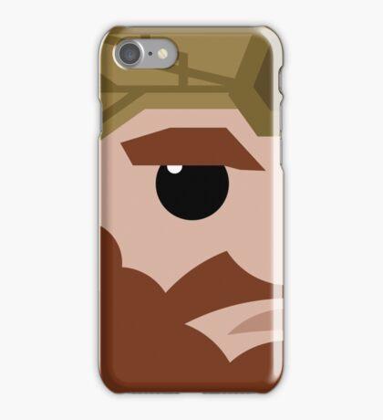 Dwarf Square iPhone Case/Skin