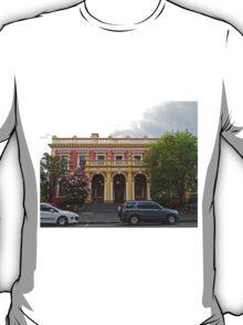 State Government Building, Launceston, Tas, Australia T-Shirt