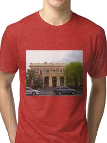 State Government Building, Launceston, Tas, Australia Tri-blend T-Shirt
