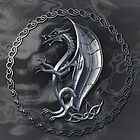Celtic Dragon by Packrat