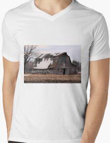 Deserted!!! Mens V-Neck T-Shirt