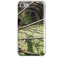 Old, but Still Here iPhone Case/Skin