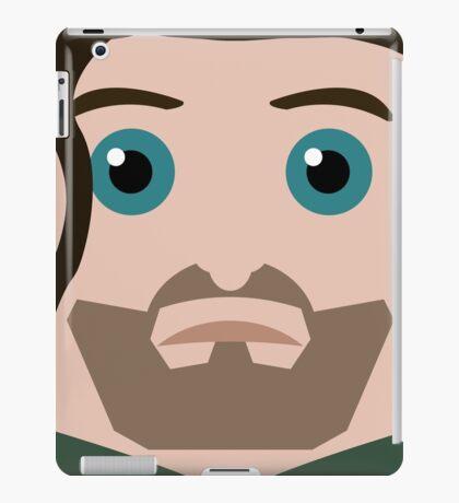 Aragorn Square iPad Case/Skin