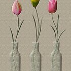 Wall Flowers by bicyclegirl