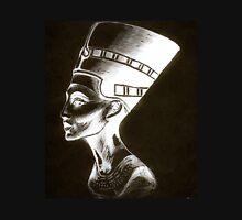 Nefertiti-Black/White  Unisex T-Shirt