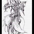 Hand of Terror by Debbie  Jones