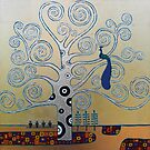 Birds In Trees by Adam Regester