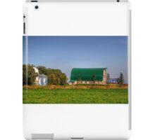 Ye Old Green Barn iPad Case/Skin