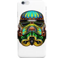 Stormtrooper Sugar Skull iPhone Case/Skin