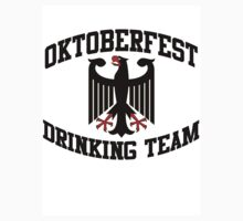 Oktoberfest Drinking Team by Oktoberfest