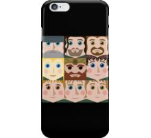 Fellowship Square iPhone Case/Skin