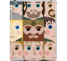 Fellowship Square iPad Case/Skin