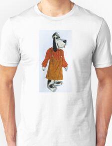 dorky dog Unisex T-Shirt