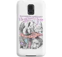 Imagination Is The Only Weapon Samsung Galaxy Case/Skin
