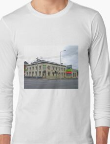 Pizza Pub, Launceston, Tasmania, Australia Long Sleeve T-Shirt