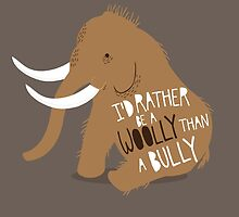 I'd Rather Be A Woolly by Good Natured Beast
