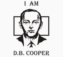 I am D.B. Cooper by mobii