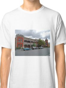 Esk View Terrace, Launceston, Tasmania, Australia Classic T-Shirt