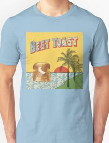 Best Coast, Best Toast Unisex T-Shirt