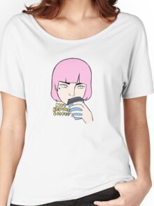 Not Before Coffee (colour) Women's Relaxed Fit T-Shirt