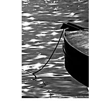 Sparkling Boat Photographic Print