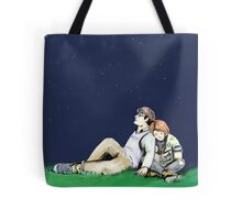 more things in heaven and earth Tote Bag