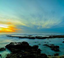 Australia Sunset by denniswat