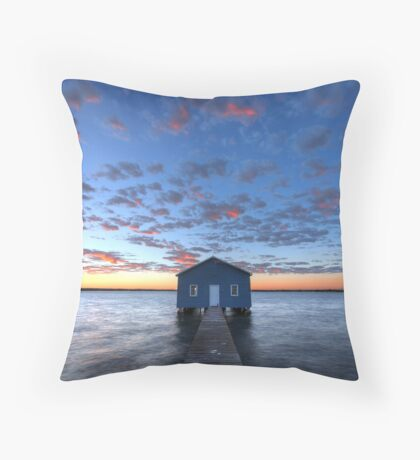 Crawley Boat House Throw Pillow