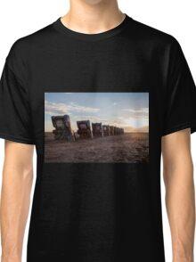 Cadillac Ranch Classic T-Shirt