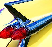 Caddy Rockets by Claudia Kuhn