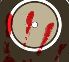 The Death of Vinyl Sticker