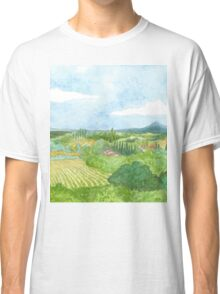 Tuscan Rose Classic T-Shirt