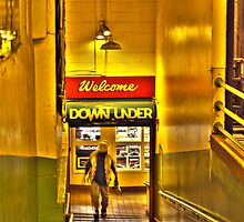 Down Under by lincolngraham