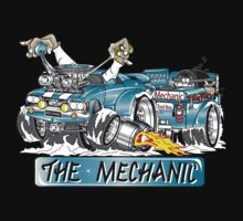 the mechanic 2 Kids Clothes