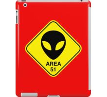 Area 51 iPad Case/Skin