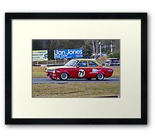 Ford Escort Framed Print