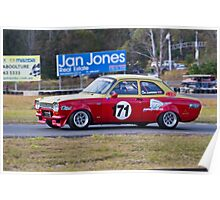 Ford Escort Poster