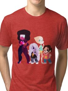 The Crystal Babs Tri-blend T-Shirt