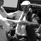 Dancing in the Streets by Virginia Kelser Jones