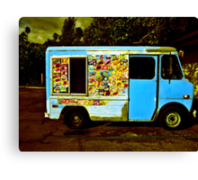 2130 Canvas Print