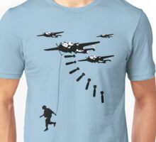 Dropping Bombs Unisex T-Shirt