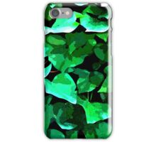 Want to be Reborn as a Leaf iPhone Case/Skin
