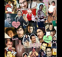 Markiplier Tumblr Collage by Need4Things