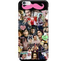 Markiplier Tumblr Collage iPhone Case/Skin