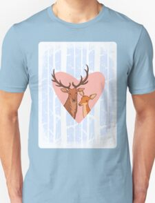 I Love You My Deer Unisex T-Shirt