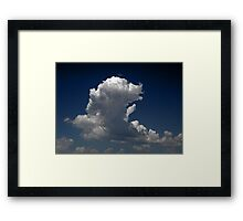 ©HCS Blue Sky And Cumulos IIA Framed Print