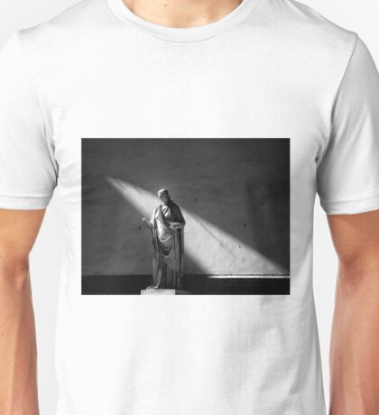 Give light and people will find a way  Unisex T-Shirt