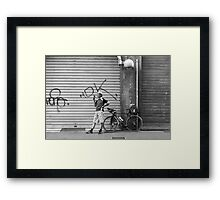Pictures of you  Framed Print