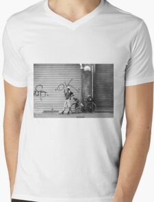 Pictures of you  Mens V-Neck T-Shirt