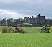Alnwick Castle by Cathy Jones